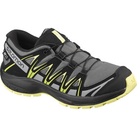 Salomon XA Pro 3D CSWP Shoes Youth gargoyle/black/charlock